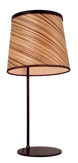 Изображение  Настольная лампа Zebrano