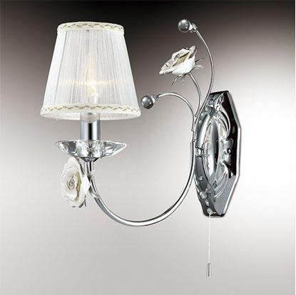 Изображение Бра MARIKA Odeon Light (Италия) E14 Артикул: 2683-1W