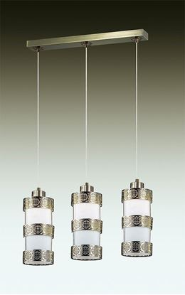 Изображение Подвес LUTELA Odeon Light (Италия) E27 Артикул: 2788-3