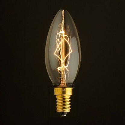 Изображение Лампа накаливания Loft It (Light for You) (Испания) E14 40W Артикул: LFY_3540