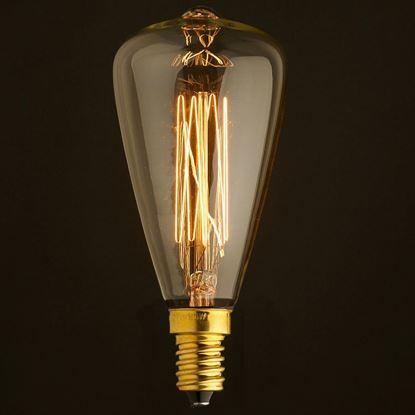 Изображение Лампа накаливания Loft It (Light for You) (Испания) E14 40W 220V Артикул: LFY_4840-F