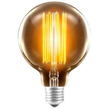 Изображение Лампа накаливания Crystal Light (Испания) E27 40W 220V Артикул: CL_RL008