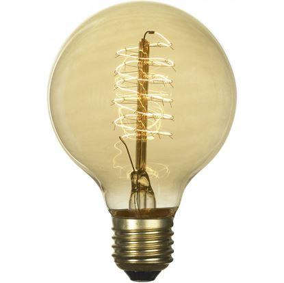 Изображение Лампа накаливания Crystal Light (Испания) E27 40W 220V Артикул: CL_RL007