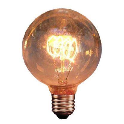 Изображение Лампа накаливания Crystal Light (Испания) E27 40W 220V Артикул: CL_RL001