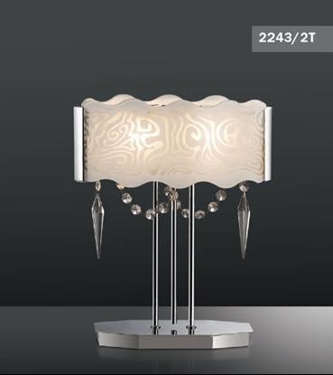 Изображение  Лампа настольная Sinti 2243/2T
