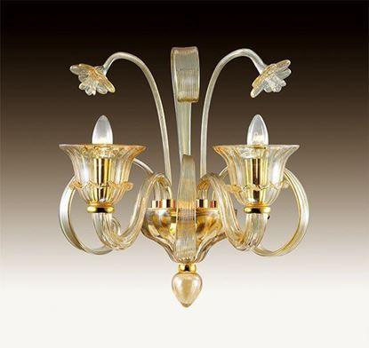 Изображение Бра ADIVA Odeon Light (Италия) E14 Артикул: 2794-2W