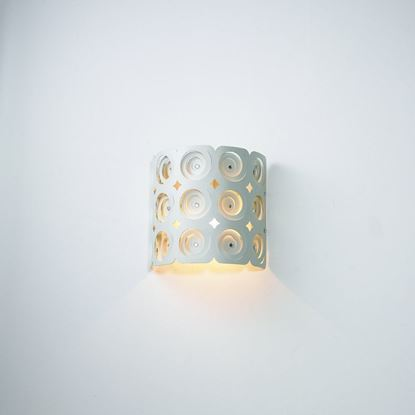 Изображение Бра Crystal Lamp (Россия) E14 Артику: B1479-1WH