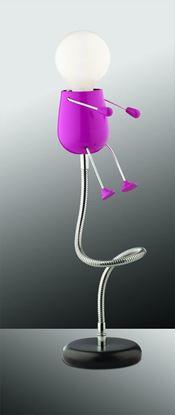 Изображение Настольная лампа RIKA GIRL Odeon Light (Италия)  E27 Артикул: 2583/1T