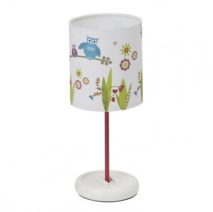 Изображение Лампа настольная Birds Brilliant (Германия) E27 Артикул:G56048-72