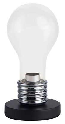 Изображение Лампа настольная Evergreen Bulb Brilliant (Германия) E14 Артикул: 92752-00