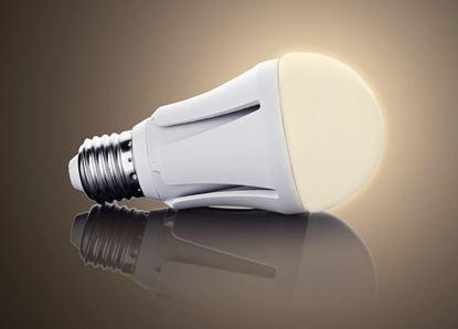 Изображение Лампа светодиодная Ambrella (Россия) E27 11W 3000K 220V Артикул: AM35323