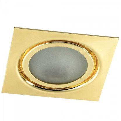 Изображение Встраиваемый мебельный светильник Flat Венгрия G4 Артикул: 369653