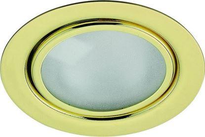 Изображение Встраиваемый мебельный светильник Flat Венгрия G4 Артикул: 369121