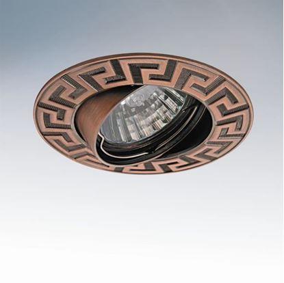 Изображение Встраиваемый светильник ANTICO ADJ Италия GU5.3 Артикул: 011128