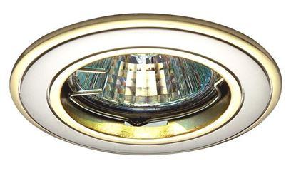 Изображение Светильник встраиваемый Imex (Германия) IMEX-0008 GU4 Артикул: IL.0008.0532