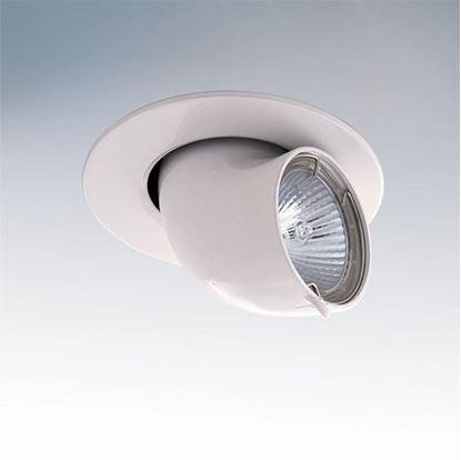 Изображение Встраиваемый поворотный светильник Braccio Lightstar (Италия) GU5.3 Артикул: 011060