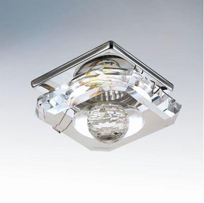 Изображение Встраиваемый светильник PALLINO Lightstar (Италия) GU5.3 Артикул: 009704