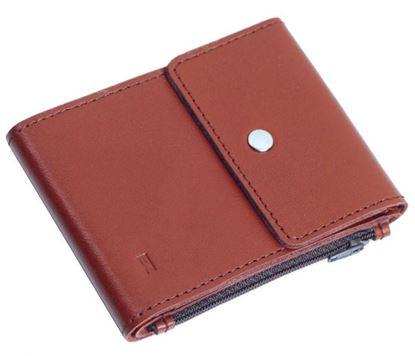 Изображение Зажим для денег Duo (коричневый) Ezcase (Белоруссия) Артикул:  ZD00022