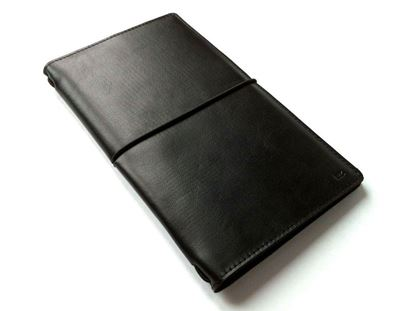 Изображение Записная книга City (черная) Ezcase (Белоруссия) Артикул:  ZK00001