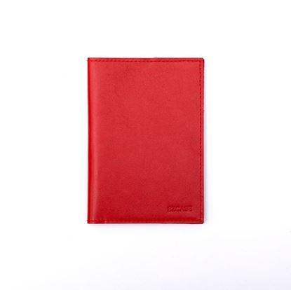 Изображение Обложка для паспорта (красная) Ezcase (Белоруссия) Артикул:  OP00012