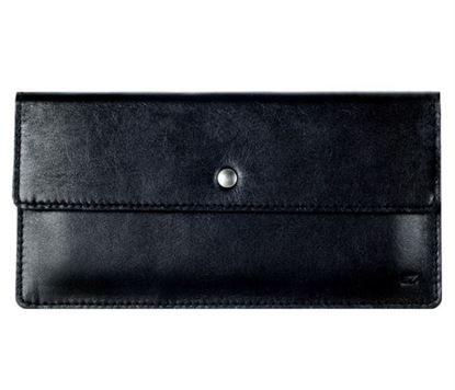Изображение Длинный кошелек Flat (черный) Ezcase (Белоруссия) Артикул: KP00011