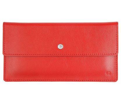 Изображение Длинный кошелек Flat (красный) Ezcase (Белоруссия) Артикул: KP00013