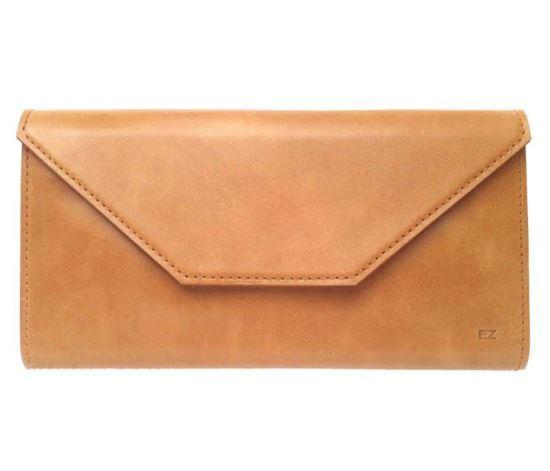 Изображение Длинный кошелек Envelope (песочный) Ezcase (Белоруссия) Артикул: KP00022